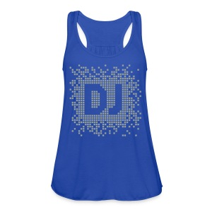 DJ - Women's Flowy Tank Top by Bella