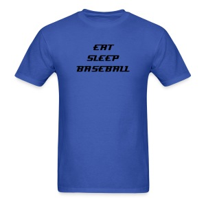 Men's Eat, Sleep, Baseball T-Shirt - Men's T-Shirt