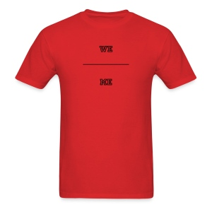 Men's WE/ME T-Shirt - Men's T-Shirt