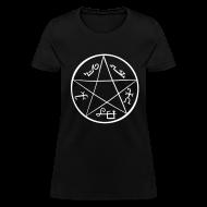 Women's T-Shirts ~ Women's T-Shirt ~ Devil's Trap - Women's
