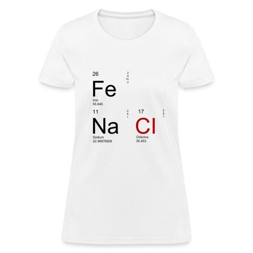 Iron & Salt - Women's - Women's T-Shirt