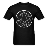T-Shirts ~ Men's T-Shirt ~ Devil's Trap - Men's