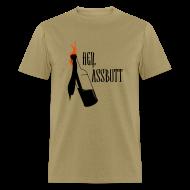 T-Shirts ~ Men's T-Shirt ~ Hey, Assbutt! - Men's