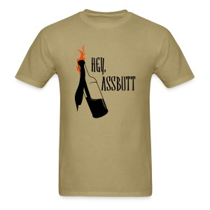 Hey, Assbutt! - Men's - Men's T-Shirt