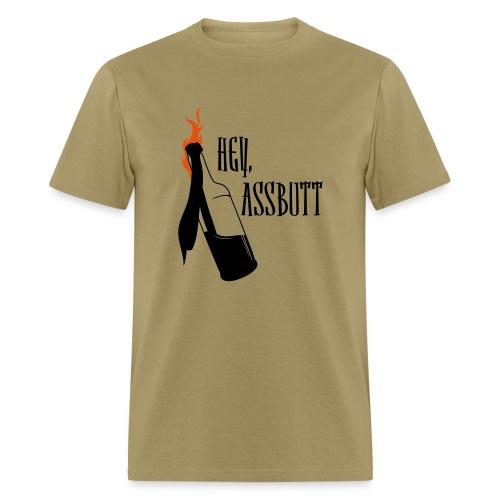 Hey, Assbutt! - Men's - Men's T-Shirt