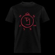 T-Shirts ~ Men's T-Shirt ~ Angel Banishing Sigil - Men's