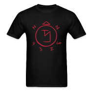 T-Shirts ~ Men's T-Shirt ~ Angel Banishing Sigil - Men's