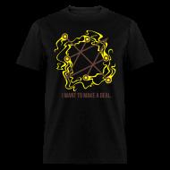T-Shirts ~ Men's T-Shirt ~ Azazel's Sigil - Men's
