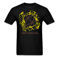 T-Shirts ~ Men's T-Shirt ~ Azazel's Sigil - Men's