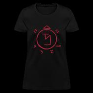 T-Shirts ~ Women's T-Shirt ~ Angel Banishing Sigil - Women's