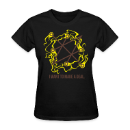 T-Shirts ~ Women's T-Shirt ~ Azazel's Sigil - Women's