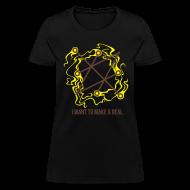 Women's T-Shirts ~ Women's T-Shirt ~ Azazel's Sigil - Women's