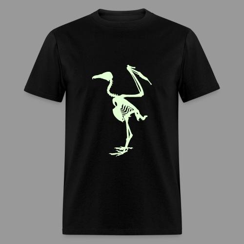 Vulture Skeleton - Men's T-Shirt