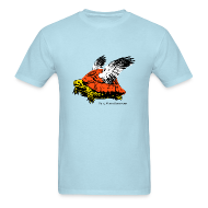 T-Shirts ~ Men's T-Shirt ~ Paratroopa T-Shirt