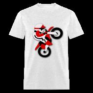 T-Shirts ~ Men's T-Shirt ~ Excite bike