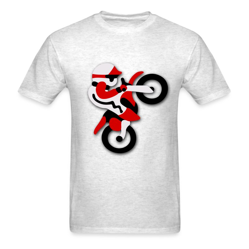 Excite bike - Men's T-Shirt