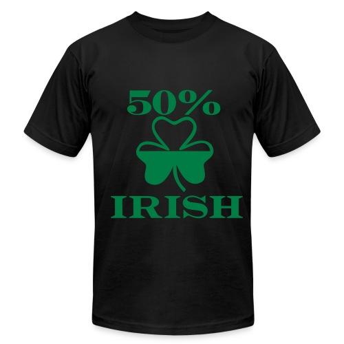 50% IRISH - Men's  Jersey T-Shirt