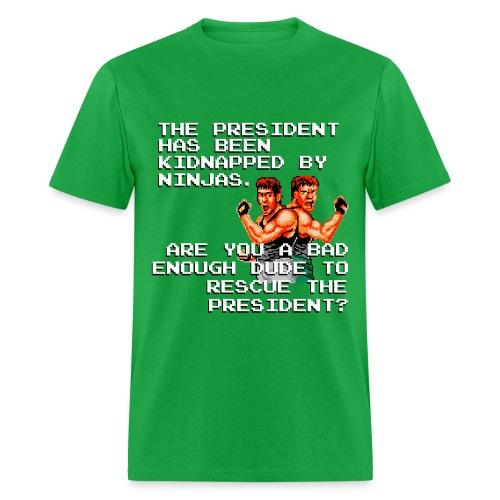 Bad Dudes Design 2 - Men's T-Shirt