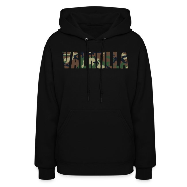 Female Valholla Camo Hoodie *Limited Edition*