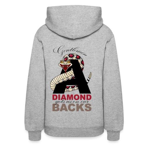 Diamondbacks - Women's Hoodie