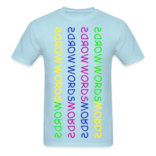 Words Words Words - Men's T-Shirt