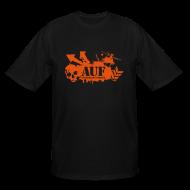 T-Shirts ~ Men's Tall T-Shirt ~ AUF Logo - Men's TALL T-Shirt - basic Logo - Flock + FlexURL