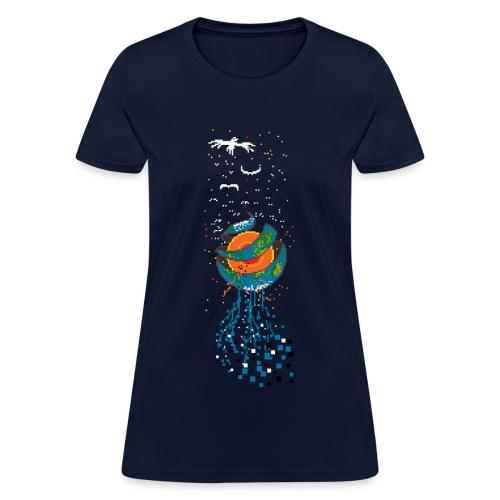 Time & Matter - Women's T-Shirt