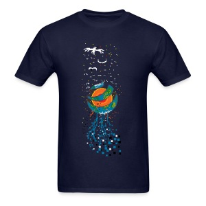 Time & Matter - Men's T-Shirt