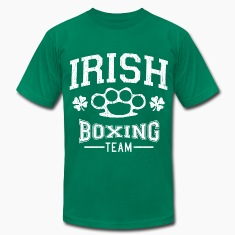 Vintage Irish Boxing Team (distressed design)