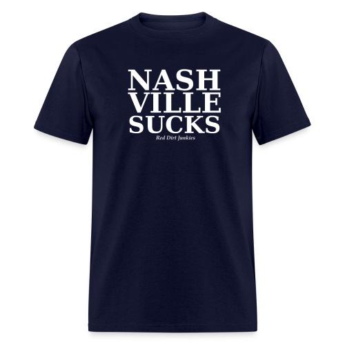 Nash Ville Sucks - Men's T-Shirt