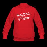 Hoodies ~ Women's Hoodie ~ United States Hoodie
