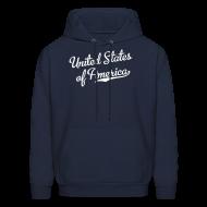Hoodies ~ Men's Hoodie ~ United States Hoodie