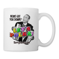 Mugs & Drinkware ~ Coffee/Tea Mug ~ Let's Polka! Mug