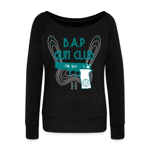 BAP Gun Club - Women's Wideneck Sweatshirt