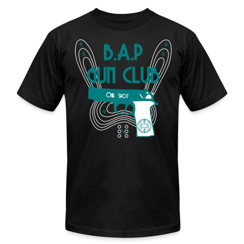 BAP Gun Club - Men's Fine Jersey T-Shirt