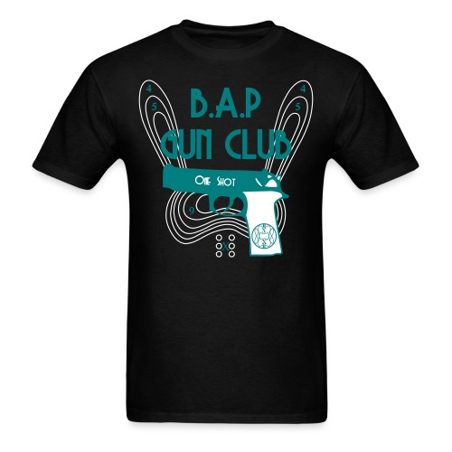 BAP Gun Club - Men's T-Shirt