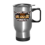 Mugs & Drinkware ~ Travel Mug ~ Drink like a Miner!