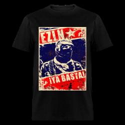 EZLN Ã'Â¡Ya basta!  EZLN - Zapatist - Chiapas - Oaxaca - Emiliano Zapata - Subcomandante Marcos - Ricardo Flores Magon - Mexican Revolution - Zapatista - Tierra y liberta