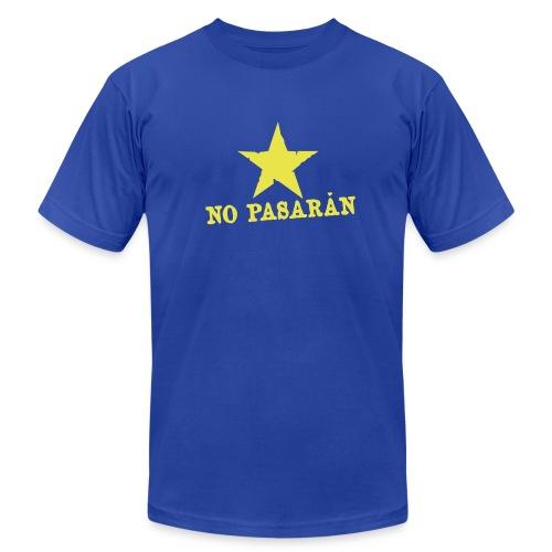 No Pasaran Jersey Tee - Men's Fine Jersey T-Shirt