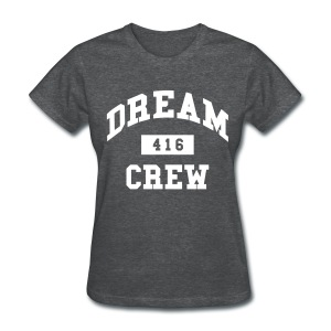 Women's Relaxed fit standard weight shirt Dream Crew | Major Tees - Women's T-Shirt