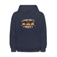 Sweatshirts ~ Kids' Hoodie ~ Be a member of the Finest squad!