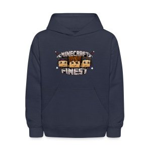 Be a member of the Finest squad! - Kids' Hoodie