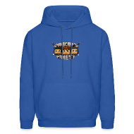 Hoodies ~ Men's Hoodie ~ Be a member of the Finest squad!