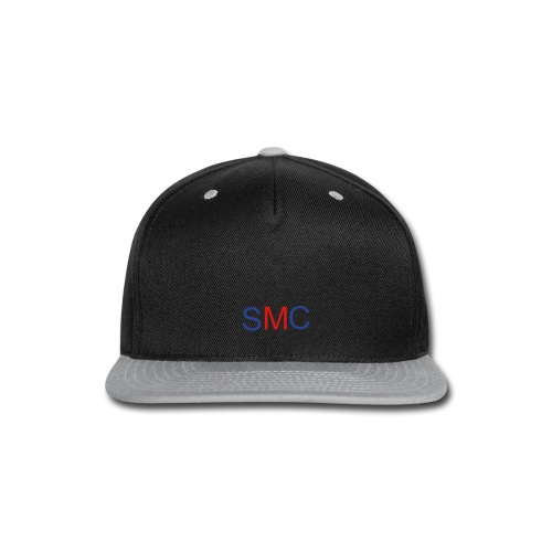 SMC Hat - Snap-back Baseball Cap
