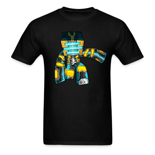 GoldSolace Ghost Avatar Shirt! - Men's T-Shirt
