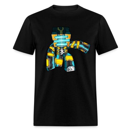 GoldSolace Ghost Avatar Shirt! - Men's T-Shirt