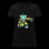 Women's T-Shirts ~ Women's T-Shirt ~ GoldSolace Ghost Avatar Shirt!