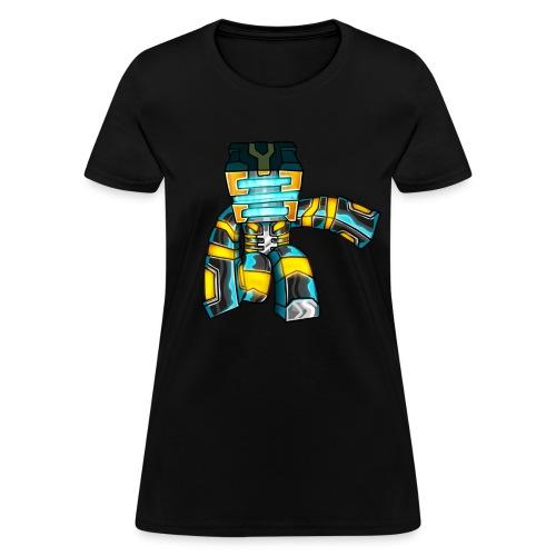 GoldSolace Ghost Avatar Shirt! - Women's T-Shirt