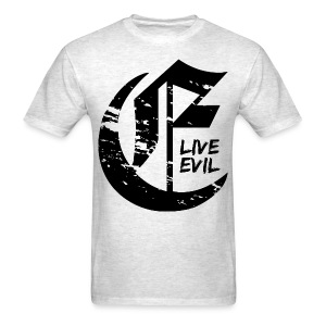 MedEVIL (Heather Grey) - Men's T-Shirt