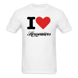 I Heart Housewives - Men's T-Shirt